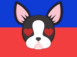 Boston Terrier Lover Emoji