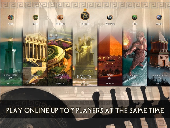 7 Wonders screenshot 7