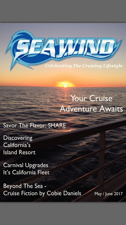 Seawind - Cruise Travel screenshot-4