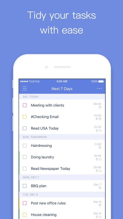 TickTick: To-do List & Task Manager with Reminder