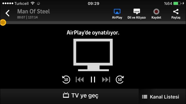 Turkcell TV+ screenshot-4