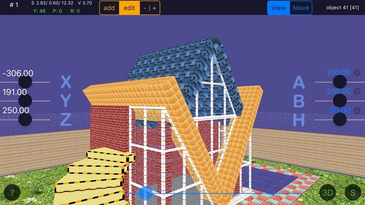 Villa 3D - CAD Home Design screenshot-5