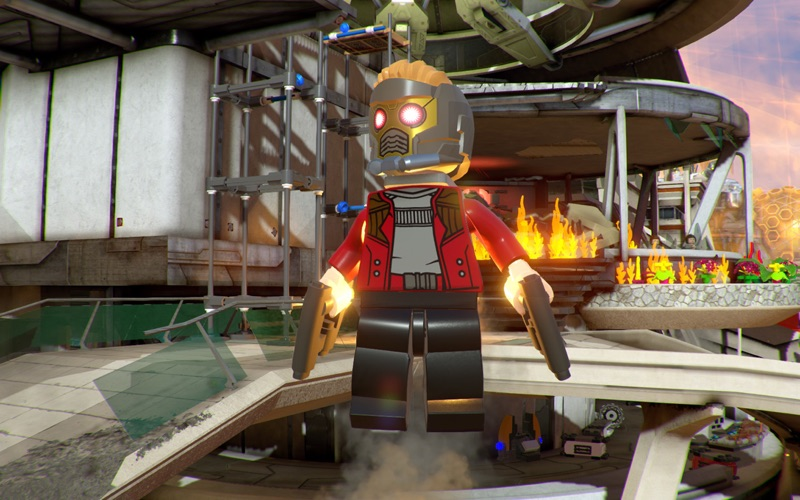 LEGO® Marvel Super Heroes 2 screenshot 6