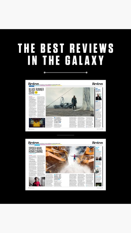 SFX: the sci-fi, horror and fantasy magazine screenshot-4