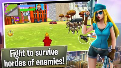 Hero Storm - Save the World screenshot four