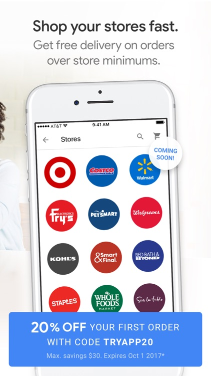 Google Express - Shopping done fast