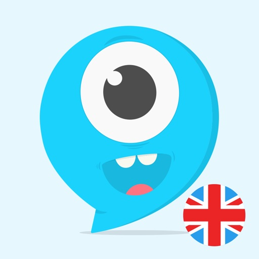 Lingokids - English for Kids application logo
