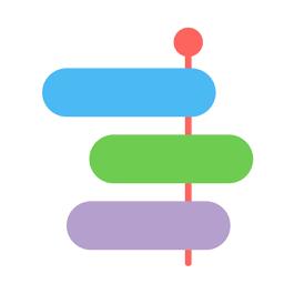 Ícone do app 24H - Hours Tracker for Work, Sleep Cycle Analysis
