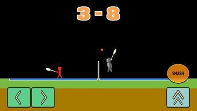 バドミントンゲームのスクリーンショット1