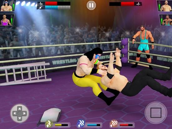 Real Wrestling Revolution 3d screenshot 11