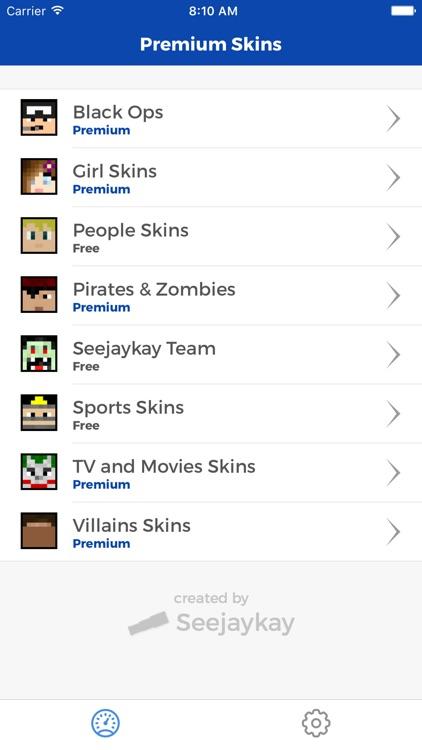 Premium Skins - for Minecraft screenshot-4