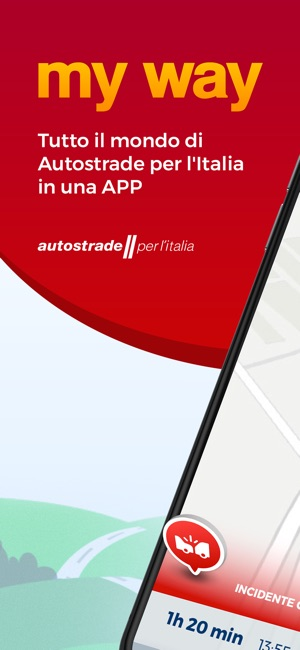9c261e262c MY WAY Autostrade per l'Italia su App Store