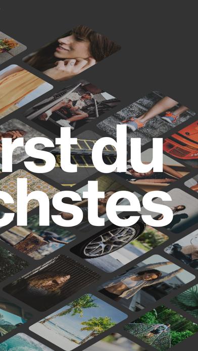 Screenshot for Pinterest in Switzerland App Store