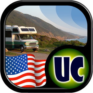 Ultimate US Public Campgrounds app