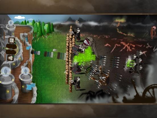 Grim Defender - оборона замка на iPad