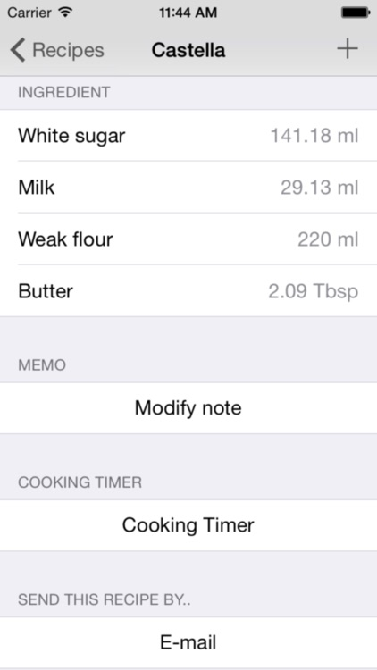 Baking Helper. screenshot-4