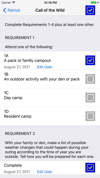 Cub Tracker screenshot-3
