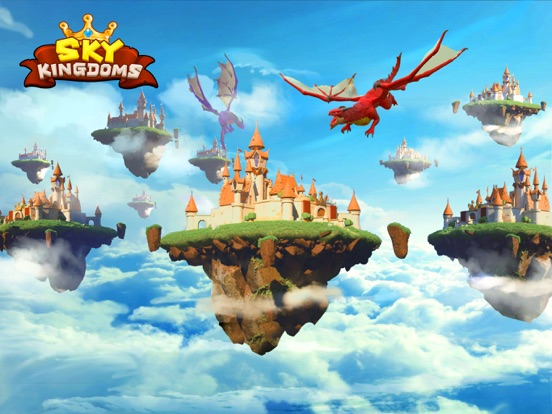 Sky Kingdoms: Dragon War на iPad