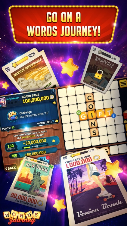 Vegas Downtown Slots & Words screenshot-7