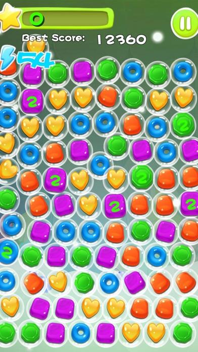 Bubble Crush - Fun Puzzle Game