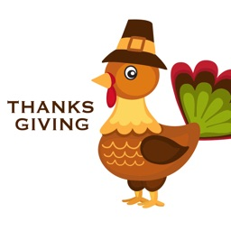 Happy Thanksgiving Greets App