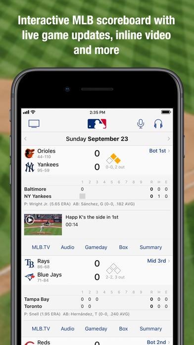 Mlb At Bat App Reviews - User Reviews of Mlb At Bat