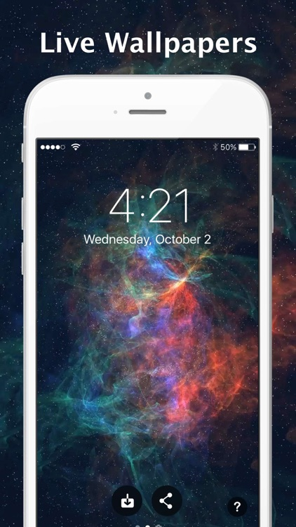 Live Wallpapers for iPhone HD screenshot-0