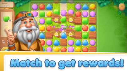 Gem Crush - Match 3 Puzzle screenshot two