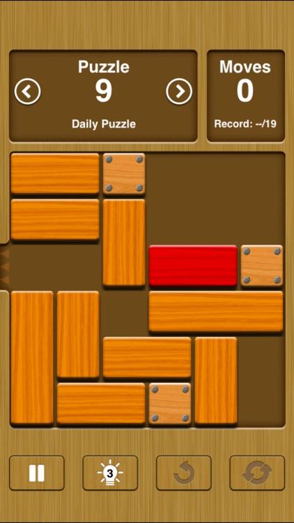 Unblock Me - Classic Block Puzzle Game screenshot-0