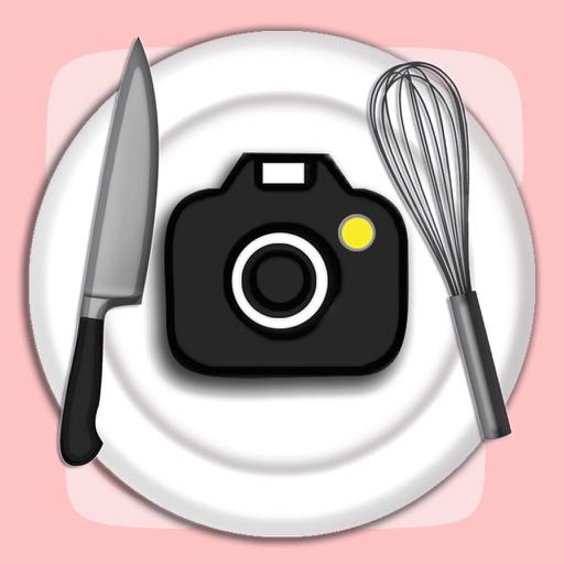 Recipe Selfie for Cookbooks