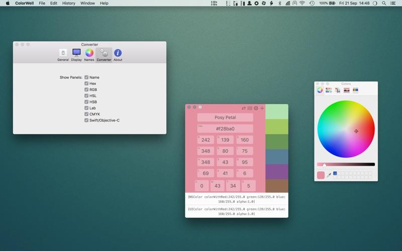 ColorWell Screenshot