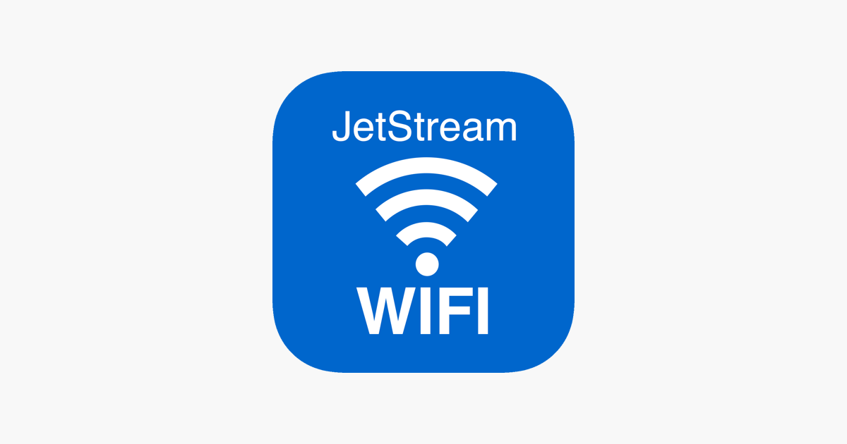 JetStream WiFi on the App Store