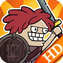 Clumsy Knight 2 HD