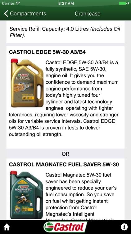 NetLube Castrol Australia screenshot-4
