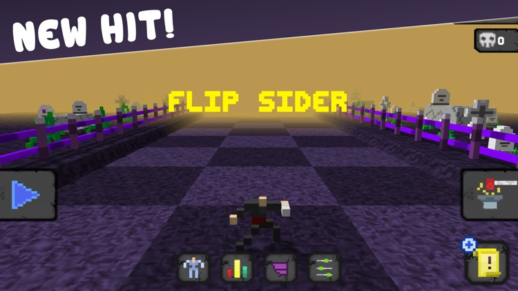 Player Flip - Jumping Battle screenshot-0
