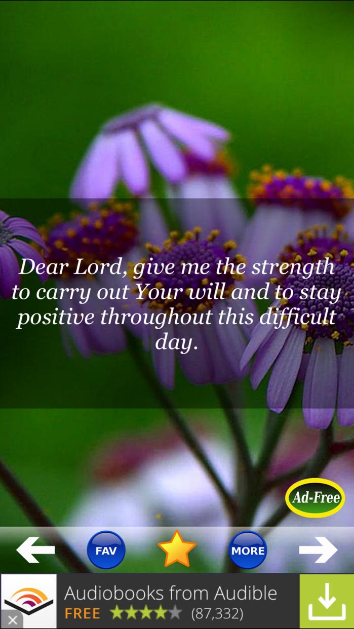 Best Daily Prayers & Blessings Screenshot