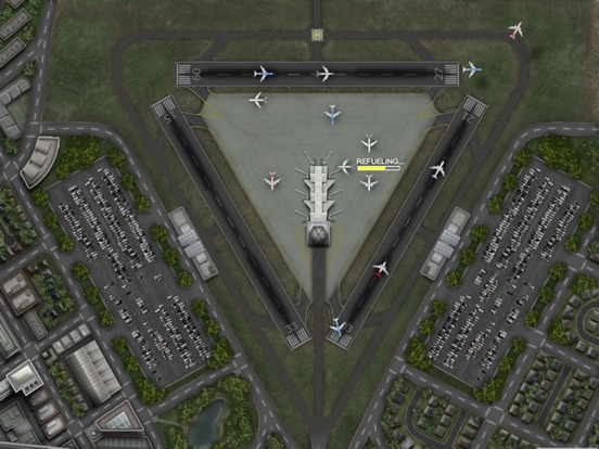 Airport Madness 4 для iPad