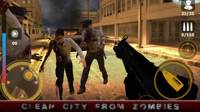 Dead Zombie Survival screenshot one