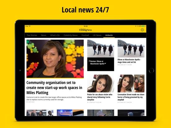 Manchester Evening News Скриншоты6