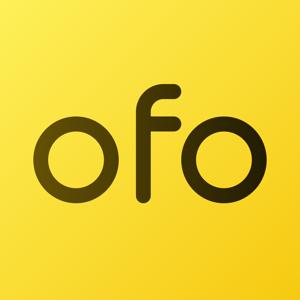 ofo - Smart Bike Sharing Travel app