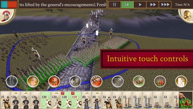 ROME: Total War Screenshot