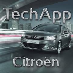 TechApp for Citroën