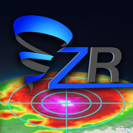 Zoom Radar Storm Chasers