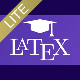 LaTeX Wiser Lite - LaTeX Editor