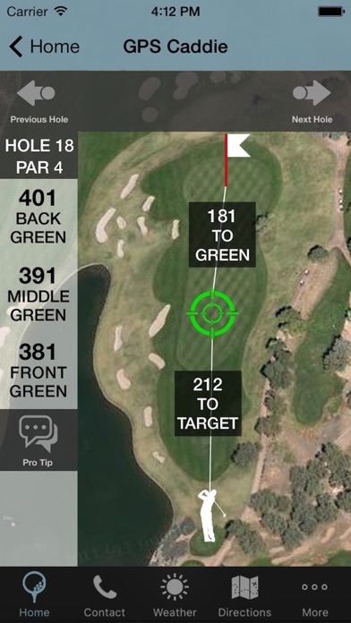 Arabian Ranches Golf Club screenshot two
