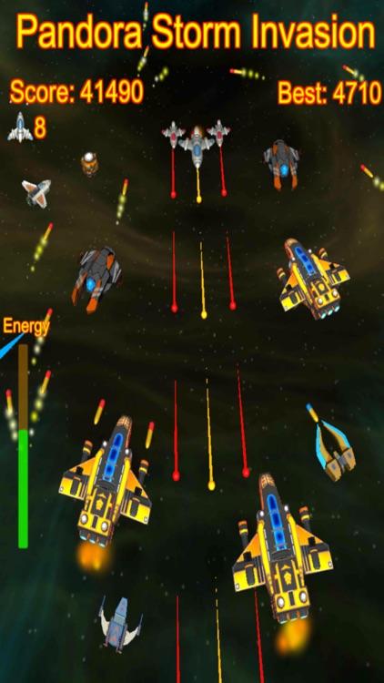 Pandora Storm Invasion Pro screenshot-3