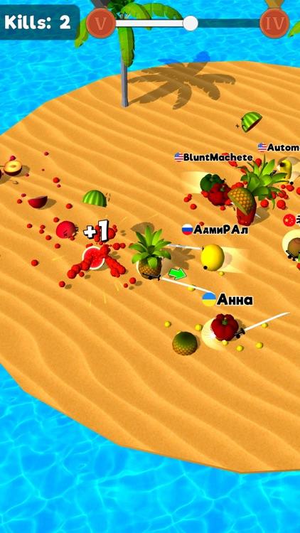 Sliced.io: Juicy Fruit Arena screenshot-8
