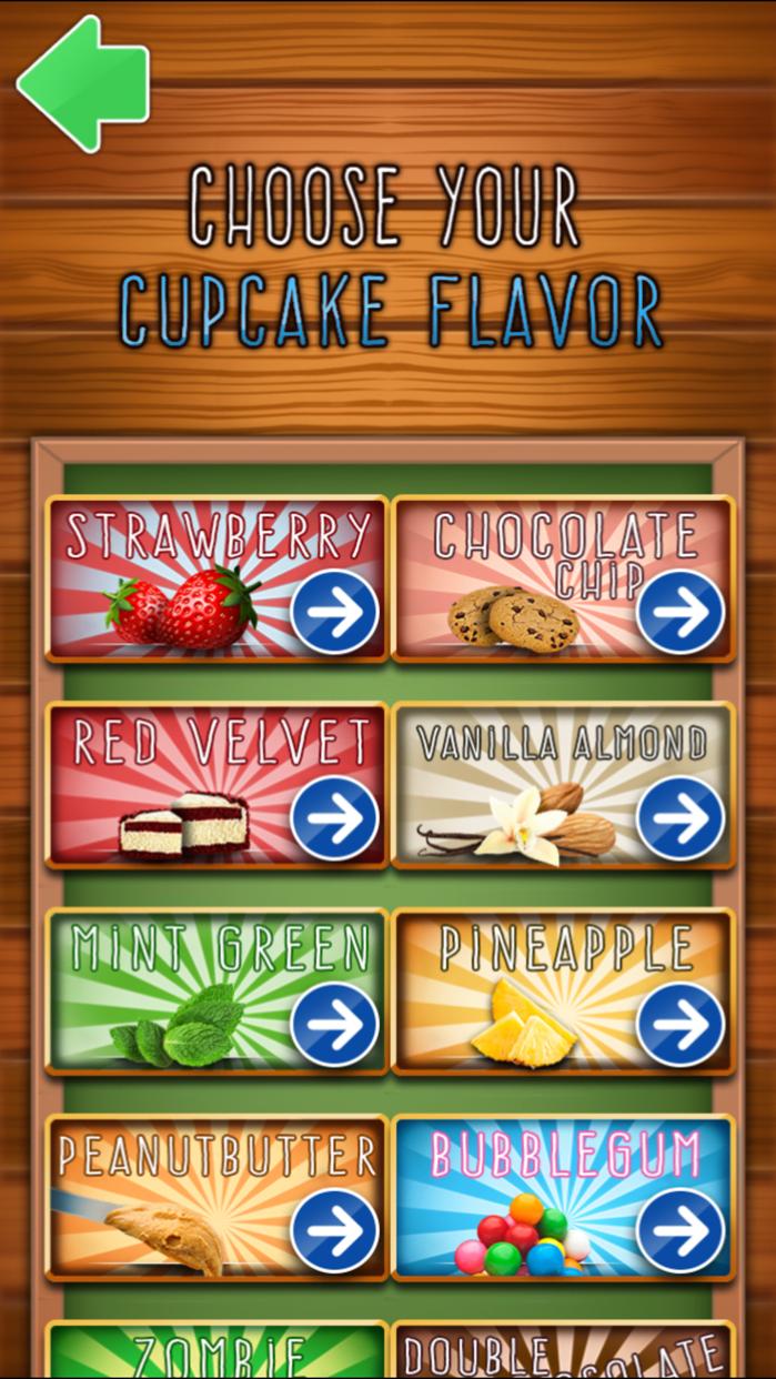 Ice Cream Cupcake Maker Screenshot