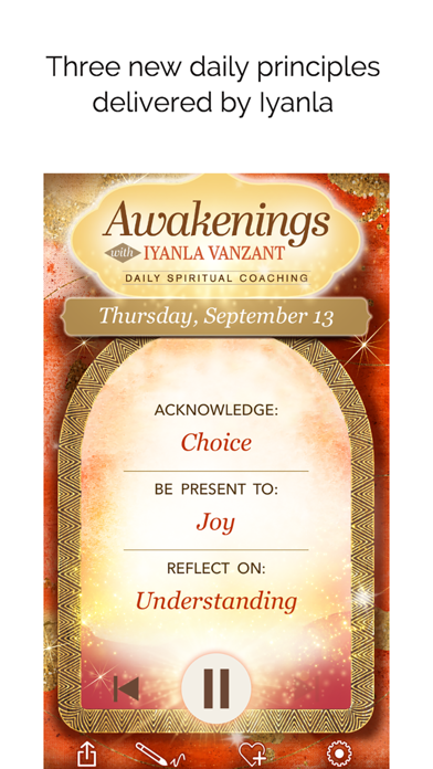 Awakenings with Iyanla Vanzant screenshot 3