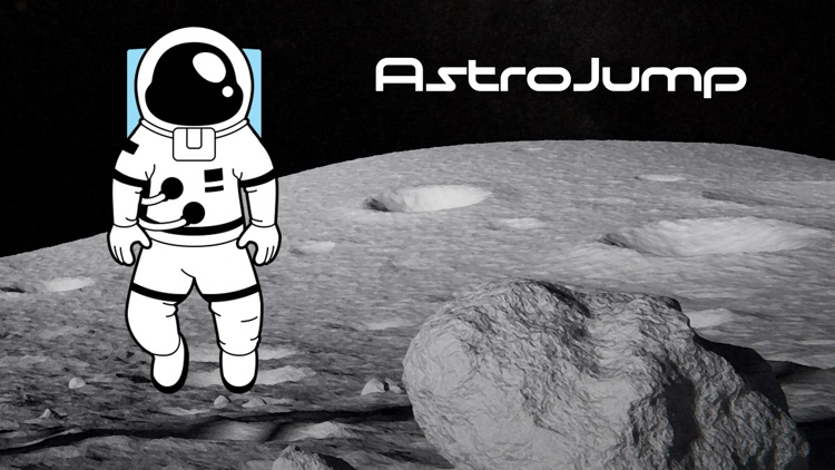 AstroJump - Space Jumping lite